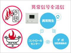 富士の家づくり セキュリティー
